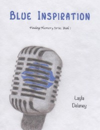 Cover Blue Inspiration - Finding Harmony Series, Book 1