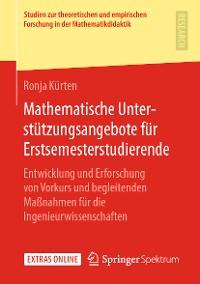 Cover Mathematische Unterstützungsangebote für Erstsemesterstudierende