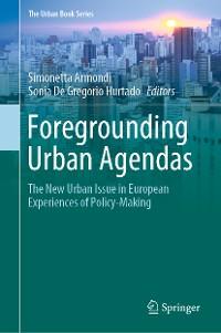Cover Foregrounding Urban Agendas