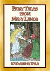 Cover FAIRY TALES FROM MANY LANDS - One of the most read children's book of all time