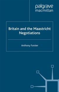 Cover Britain and the Maastricht Negotiations