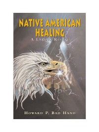 Cover Native American Healing