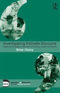 Cover Investigating Intimate Discourse