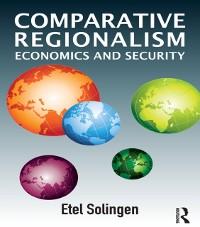 Cover Comparative Regionalism