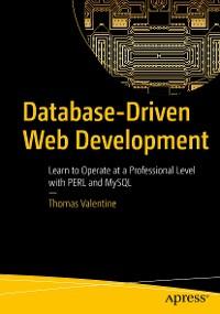 Cover Database-Driven Web Development