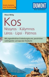 Cover DuMont Reise-Taschenbuch Reiseführer Kos