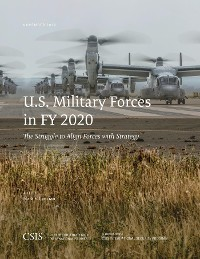 Cover U.S. Military Forces in FY 2020