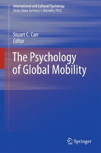 Cover The Psychology of Global Mobility
