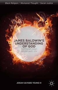 Cover James Baldwin's Understanding of God
