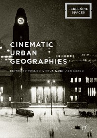 Cover Cinematic Urban Geographies