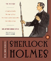 Cover The New Annotated Sherlock Holmes: The Novels (Slipcased Edition)  (Vol. 3)