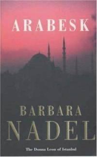 Cover Arabesk (Inspector Ikmen Mystery 3)