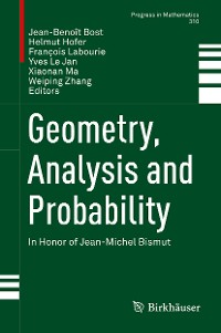Cover Geometry, Analysis and Probability