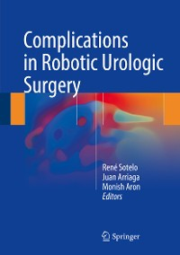 Cover Complications in Robotic Urologic Surgery