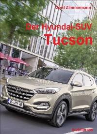 Cover Der Hyundai-SUV Tucson