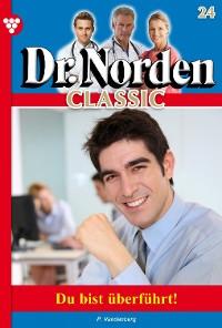 Cover Dr. Norden Classic 24 – Arztroman