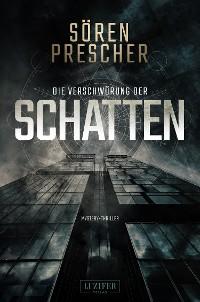 Cover DIE VERSCHWÖRUNG DER SCHATTEN