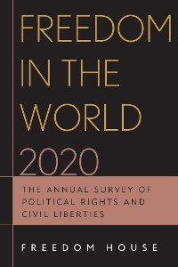 Cover Freedom in the World 2020