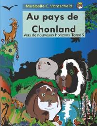 Cover Au pays de Chonland, vers de nouveaux horizons