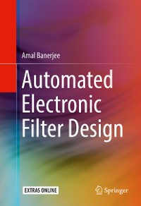 Cover Automated Electronic Filter Design