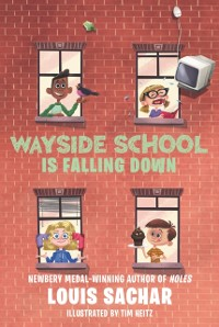 Cover Wayside School Is Falling Down