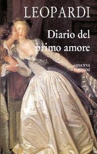 Cover Diario del primo amore