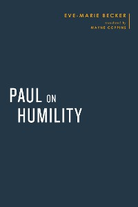 Cover Paul on Humility