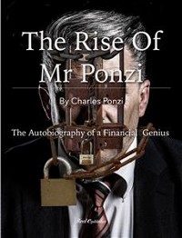 Cover The Rise of Mr Ponzi