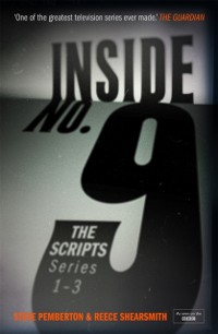 Cover Inside No. 9: The Scripts Series 1-3