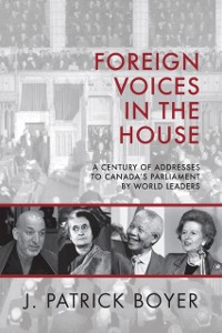 Cover Foreign Voices in the House