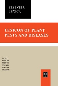 Cover Lexicon of Plant Pests and Diseases