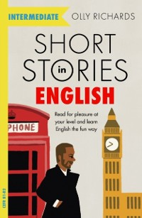 Cover Short Stories in English  for Intermediate Learners
