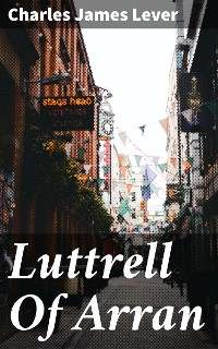 Cover Luttrell Of Arran