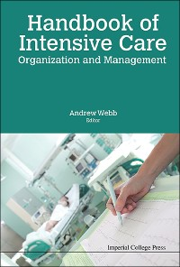 Cover Handbook Of Intensive Care Organization And Management