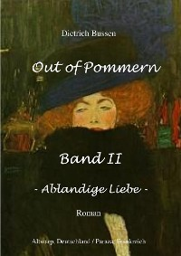 Cover Out of Pommern Band II - Ablandige Liebe