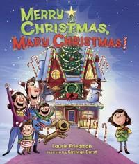 Cover Merry Christmas, Mary Christmas!