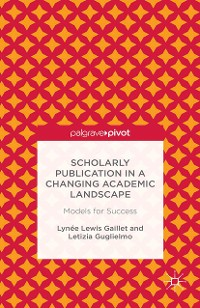 Cover Scholarly Publication in a Changing Academic Landscape: Models for Success