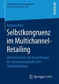 Cover Selbstkongruenz im Multichannel-Retailing