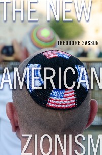 Cover The New American Zionism