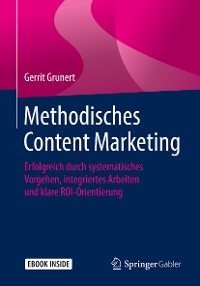 Cover Methodisches Content Marketing