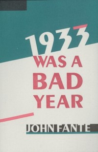 Cover 1933 Was A Bad Year
