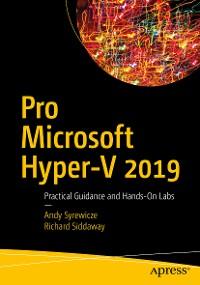 Cover Pro Microsoft Hyper-V 2019
