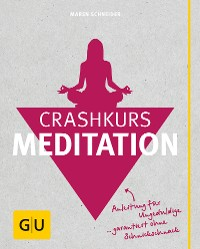 Cover Crashkurs Meditation