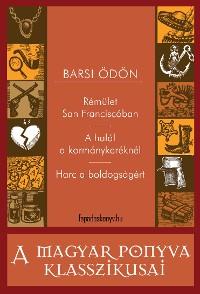 Cover Rémület San Franciscóban - Ahalál a kormánykeréknél - Harc a boldogságért
