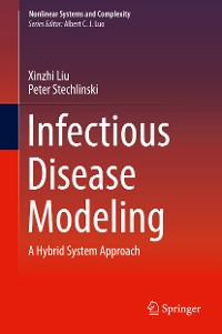 Cover Infectious Disease Modeling