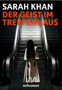 Cover Der Geist im Treppenhaus