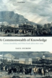 Cover Commonwealth of Knowledge