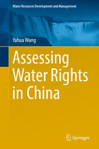 Cover Assessing Water Rights in China