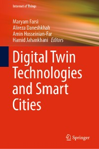 Cover Digital Twin Technologies and Smart Cities