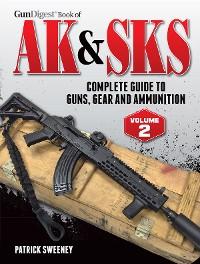 Cover Gun Digest Book of the AK & SKS, Volume II